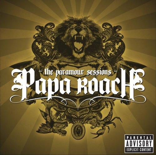Papa Roach The Fire cover art