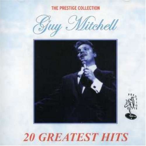 Guy Mitchell She Wears Red Feathers cover art