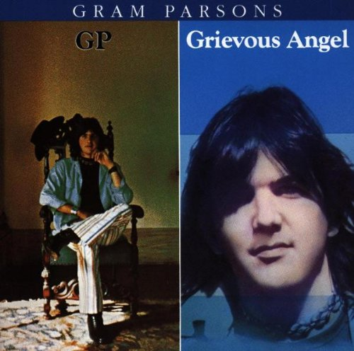 Gram Parsons Brass Buttons cover art