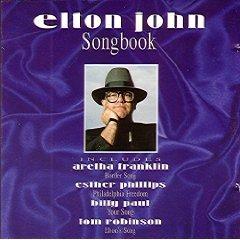 Elton John Friends cover art
