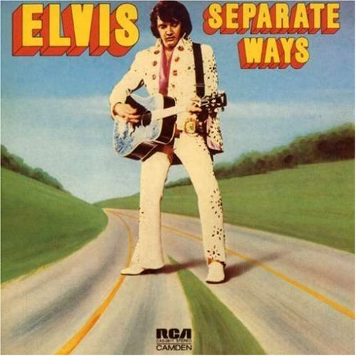 Elvis Presley Separate Ways cover art