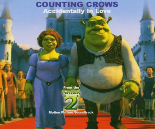 Counting Crows Accidentally In Love (from Shrek 2) cover art