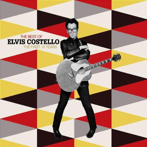 Elvis Costello Green Shirt cover art