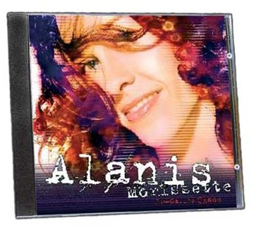 Alanis Morissette This Grudge cover art