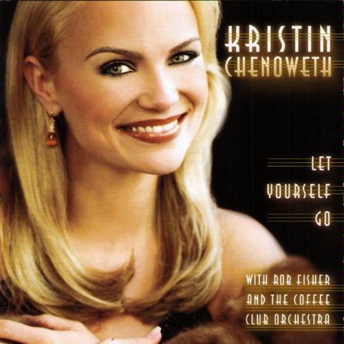 Kristin Chenoweth The Girl In 14G cover art