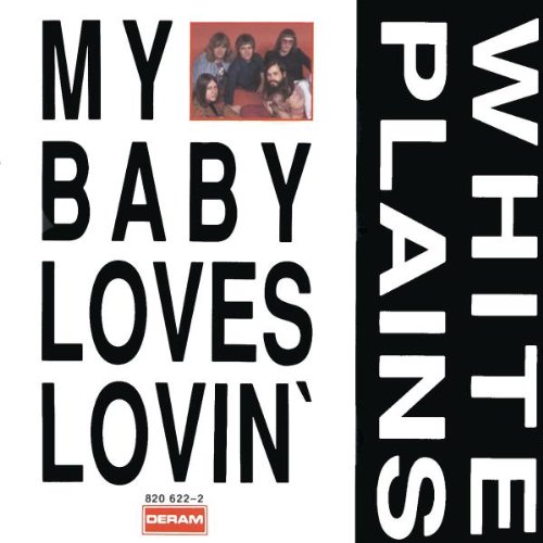 White Plains Julie Do Ya Love Me? cover art
