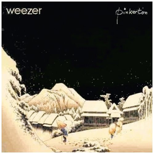 Weezer El Scorcho cover art
