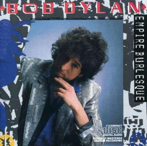Bob Dylan Dark Eyes cover art