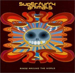 Super Furry Animals Juxtapozed With U cover art