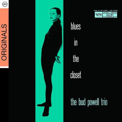 Bud Powell Elogie cover art