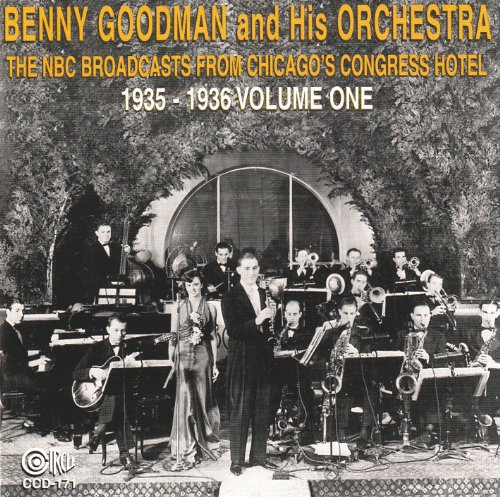 Benny Goodman More Than You Know cover art