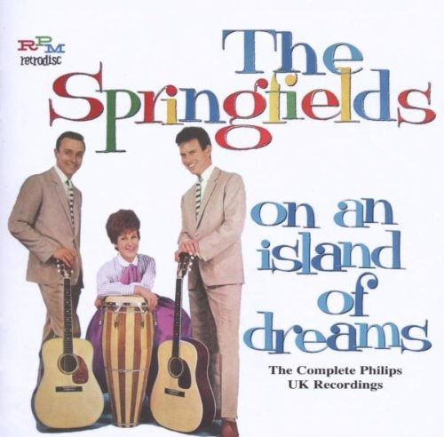 The Springfields Island Of Dreams cover art