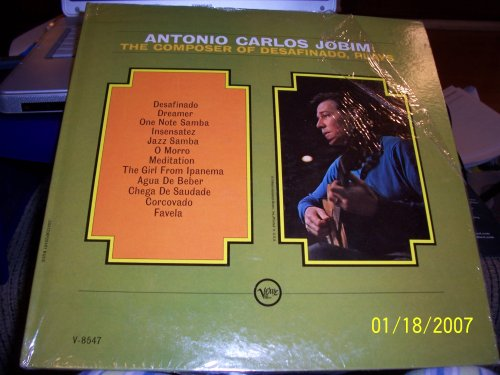 Antonio Carlos Jobim Meditation (Meditacao) cover art