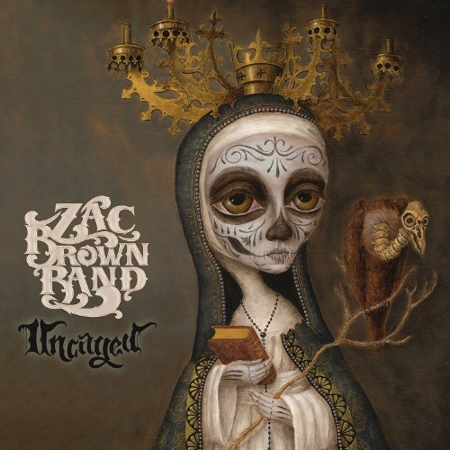 Zac Brown Band Day That I Die cover art