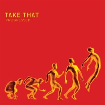 Take That The Day The Work Is Done cover art