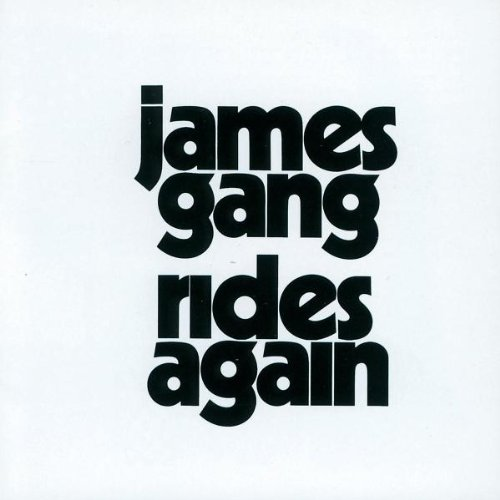 The James Gang Funk #49 cover art