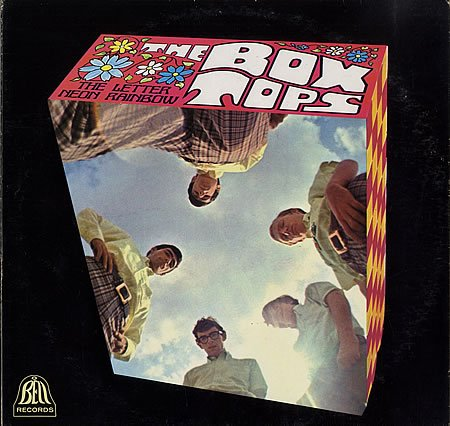 The Box Tops The Letter cover art