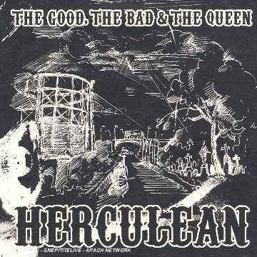 The Good, the Bad & the Queen Back In The Day cover art