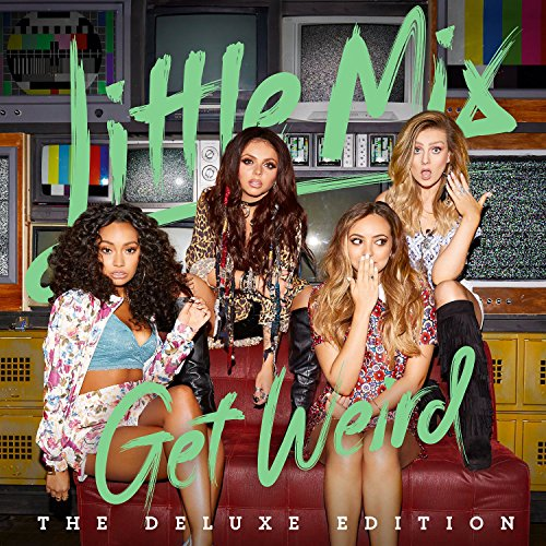 Little Mix Black Magic cover art