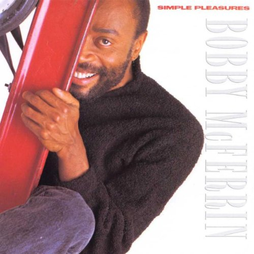Bobby McFerrin Don't Worry, Be Happy cover art