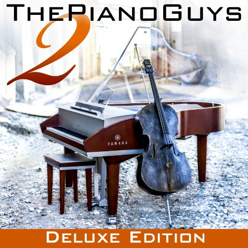 The Piano Guys Begin Again cover art