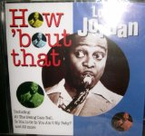Louis Jordan Is You Is, Or Is You Ain't (Ma' Baby) (arr. James Oxley) cover kunst