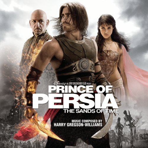 Harry Gregson-Williams The Prince Of Persia cover art
