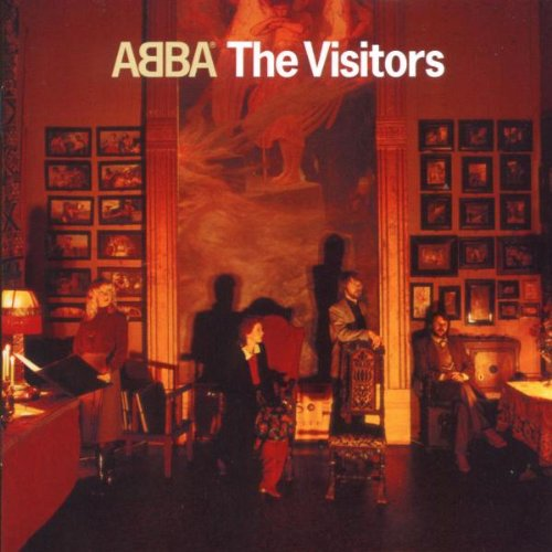 ABBA Slipping Through My Fingers cover art