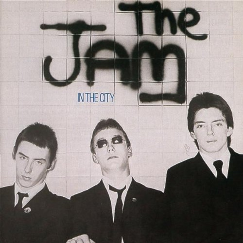 The Jam In The City cover art