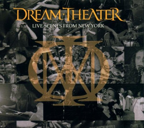 Dream Theater Beyond This Life cover art