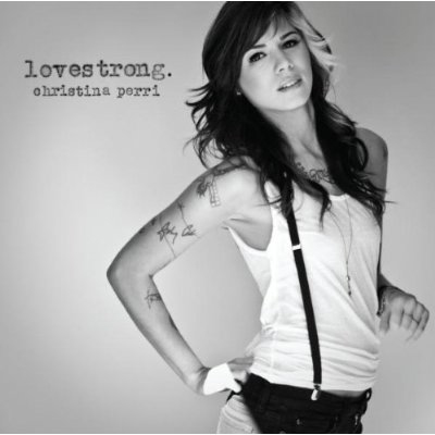 Christina Perri Arms cover art