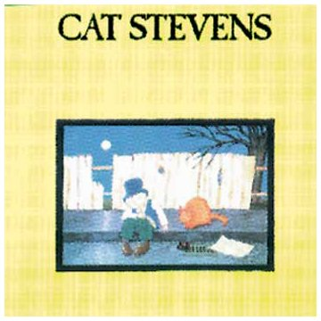 Cat Stevens Bitterblue (from the musical 'Moonshadow') cover art