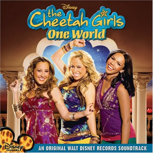 The Cheetah Girls I'm The One cover art