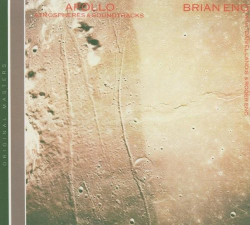 Brian Eno Deep Blue Day cover art