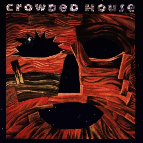 Crowded House It's Only Natural cover art