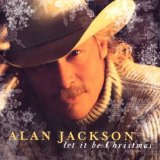 Alan Jackson Let It Be Christmas cover art