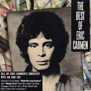 Eric Carmen Never Gonna Fall In Love Again cover art