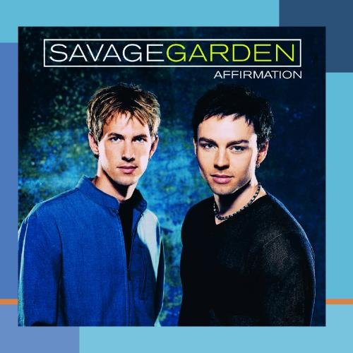 i knew i loved you sheet music savage garden piano vocal guitar right hand melody. Black Bedroom Furniture Sets. Home Design Ideas