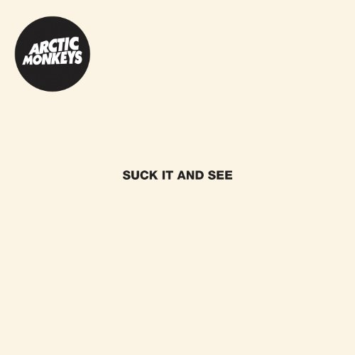 Arctic Monkeys Brick By Brick cover art