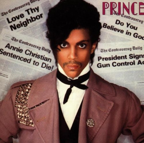 Prince Controversy cover art