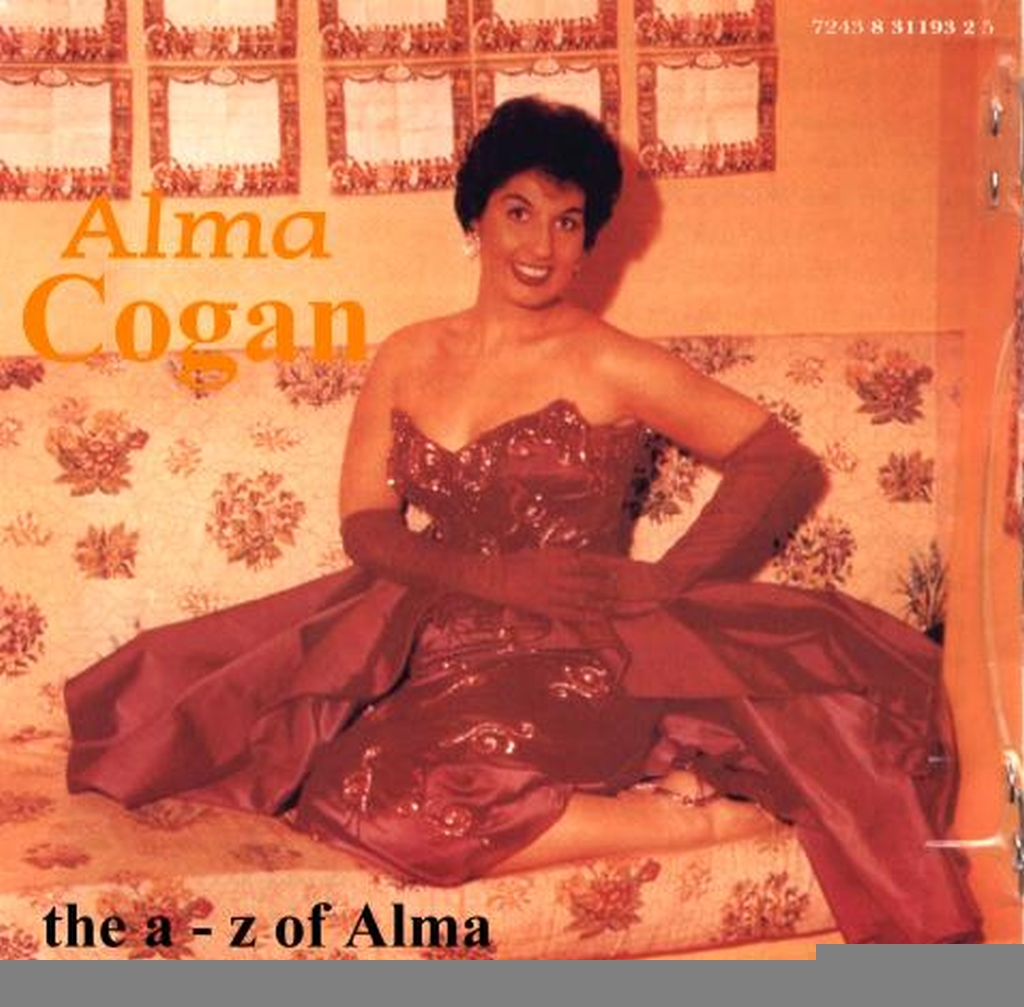 Alma Cogan Meet Me On The Corner cover art