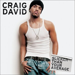 Craig David 2 Steps Back cover art