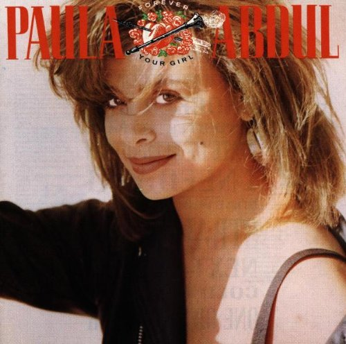 Paula Abdul Opposites Attract cover art