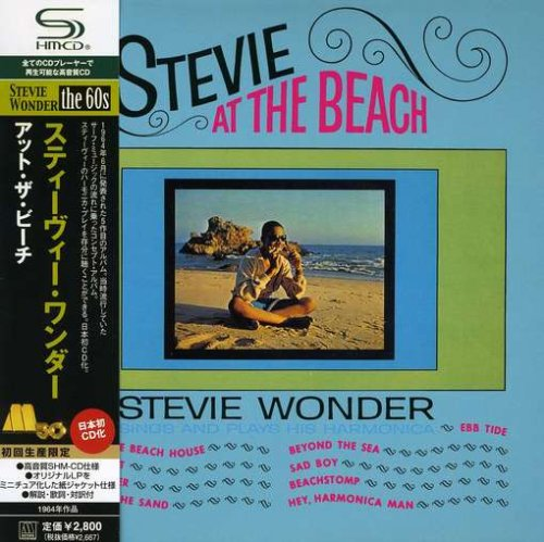 Stevie Wonder Castles In The Sand cover art