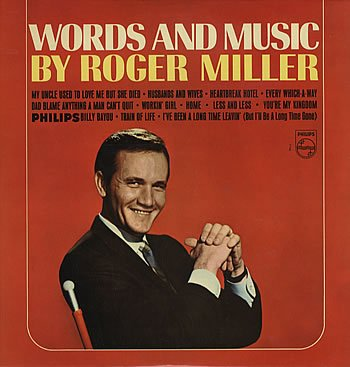 Roger Miller Husbands And Wives cover art