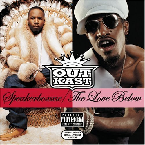 OutKast Hey Ya! cover art