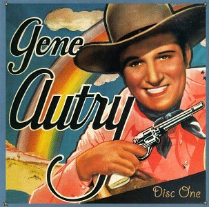 Gene Autry Sing Me A Song Of The Saddle cover art