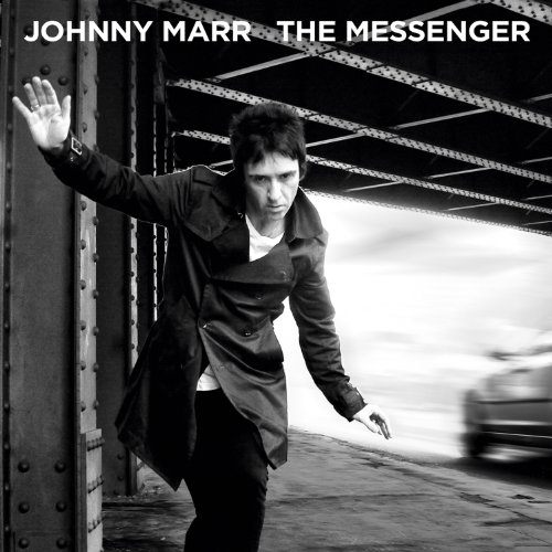 Johnny Marr European Me cover art