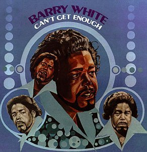 Barry White Love's Theme cover art