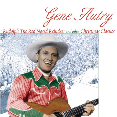 Gene Autry I Wish My Mom Would Marry Santa Claus cover art